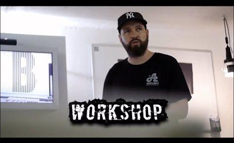 Werbespot für den Online-Workshop von ROCart